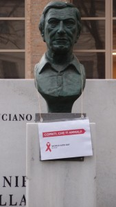 Piazza Amiani Fano World AIDS Day
