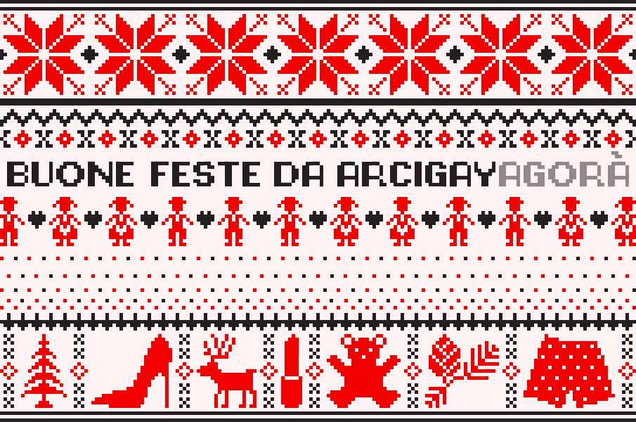Buone Feste 2012 Arcigay Agorà