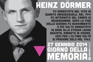 Omocausto - Heinz Dormer