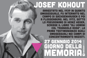 Omocausto - Josef Kohout