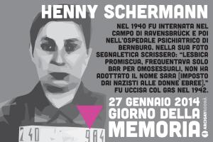 Omocausto - Henny Schermann