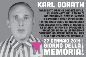 Omocausto - Karl Gorath
