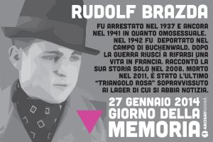 Omocausto - Rudolf Brazda