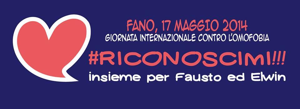 #Riconoscimi - Insieme per Fausto ed Elwin