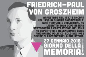 Omocausto - Friedrich-Paul von Groszheim