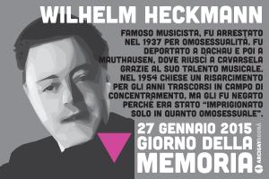 Omocausto - Wilhelm Heckmann