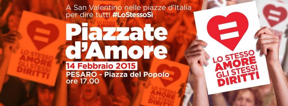 Piazzate d'Amore Pesaro